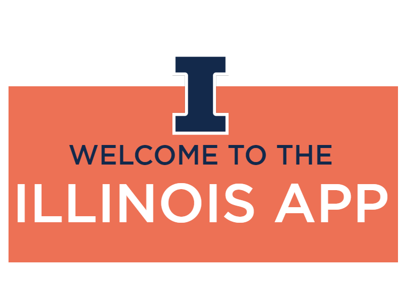Welcome to the Illinois App
